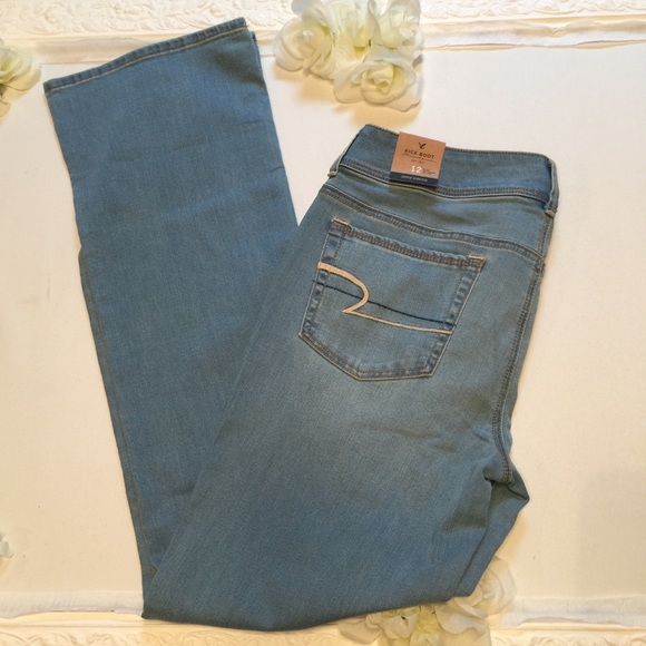 American Eagle Outfitters Denim - NWT jeans American Eagle Outfitters Kick Boot 12 L
